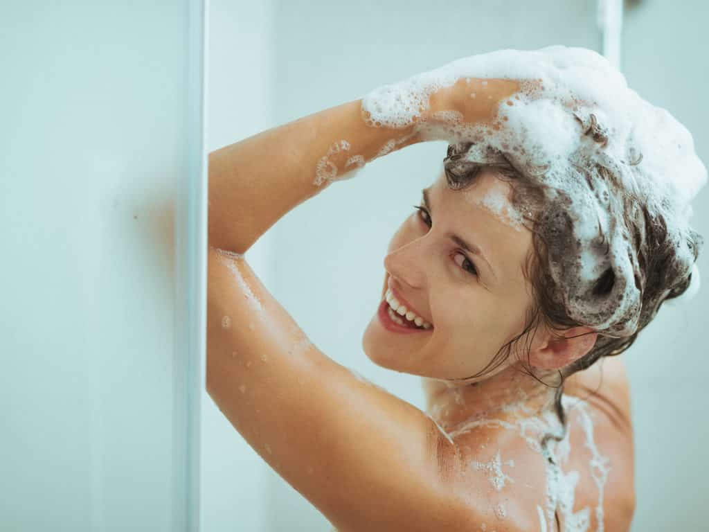 Showers Allow You to Properly Wash Your Hair -Shower Bay