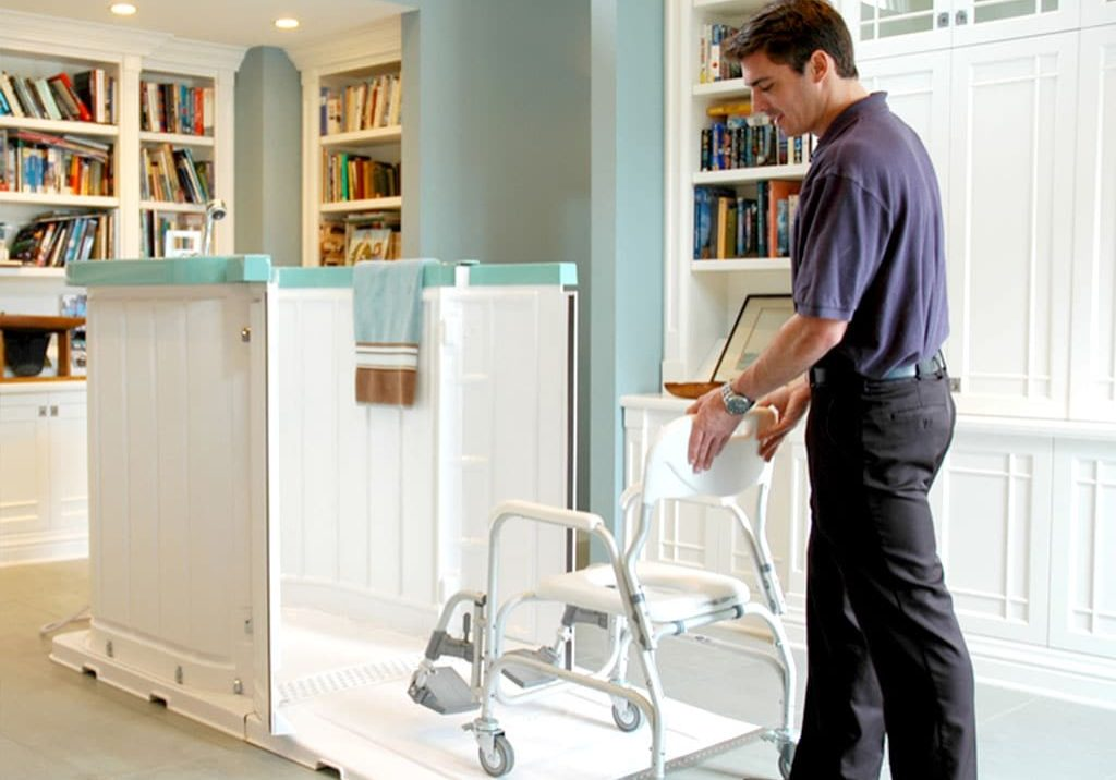 How Does the Shower Bay Portable Shower Help to Restore Your Loved One's Dignity? - Santa Cruz CA